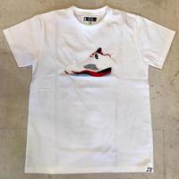 【OK】    kicks is GOD Tee (J-5)   WHITE