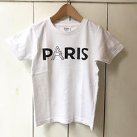 PARIS  KID'S TEE