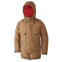 NANGA MOUNTAIN BELAY COAT    SAND BEIGE