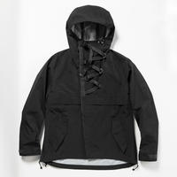 meanswhile   3 Layer Anorak OP   OFF BLACK