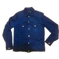 Deeper's Wear × shirohakaman    HIGH KICK JEANS JACKET AI