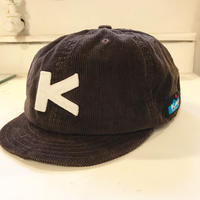 KAVU   CORD BASEBALL CAP