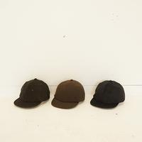 BRUSHED CHARI CAP
