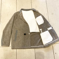 Y.O.N.   Yak Short Coat Jacket