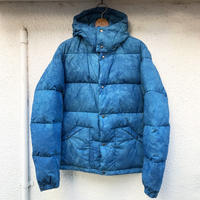 SHIROHAKAMAN    ANTARCTIC  DOWN JACKET  絞り染