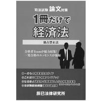 司法試験論文対策 1冊だけで経済法(B5内製版)
