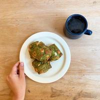 【お菓子キット】選べるさくふわスコーン(チョコチップor抹茶とホワイトチョコ)