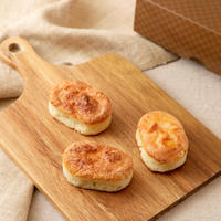 (冷凍)東京チーズダコワーズ プレーン(3個入りBOX)