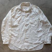 Detachable Collar Work Shirt