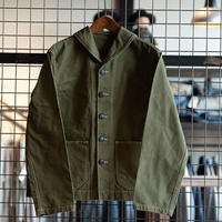 SEAMEN JUMPERS CIVILIAN Olive Canvas
