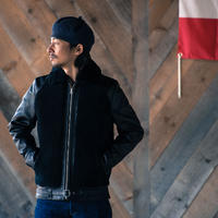 FK-GRIZZLY JKT [BLACK]