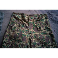 Crawling Pants / USMC M-44 (モンキーパンツ)  Frog Sking camo