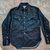 TCB RANCHMAN  Shirt  Black DENIM