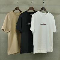 "TCB×Blue Sakura Collaboration T-shirt ""Logo"""
