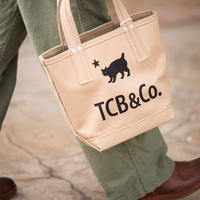 XX DEVELOPMENT and TCB JEANS COAL BAG  Size S  BEIGE