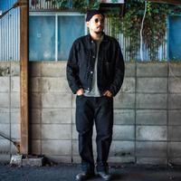 S40's Jeans Black&Black