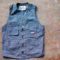 TCB TABBYS VEST  Pin Check