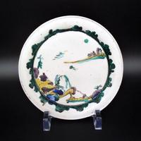 古九谷山水図皿