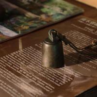 釣り鐘型の錘(おもり)/Temple Bell-Shaped Weight