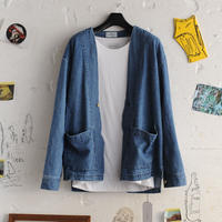 ★ SUPER Daily / LIGHT DENIM SHIRTS CARDIGAN ★