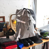 ★ MACROMAURO (マクロマウロ) / KAOS BACKPACK SMALL (GRAY) ★