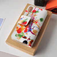 ★ MACROMAURO (マクロマウロ) / iPHONE CASE for 10  (Hi MULTI) ★