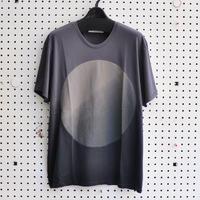 ★ CORRELL CORRELL (コレルコレル) / SUN&MOON T SHIRTS  (GRAY/SIZE / XL) ★