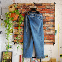 ★ MAISON EUREKA (メゾンエウレカ) / REWORK DENIM BIGGY PANTS ★