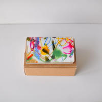 ★ MACROMAURO (マクロマウロ) / paint card case (HI MULTI) ★