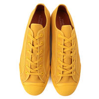 ☆  20SS / STUDIO NICHOLSON  /  Merino Vulcanised Sole Canvas Shoe (MUSTARD) ☆