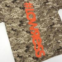 #LOWЯESS T-shirt Standard Camo [#tsst541]
