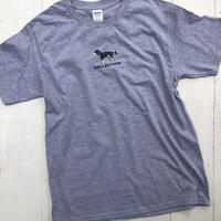 ビーグルイラストTシャツ:Mr.Bojangles