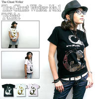 tgw001tee - The Ghost Writer No.1 Tシャツ - The Ghost Writer -G- パンク ロックTシャツ PUNK ROCK