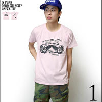 sp035ut - fateful 4 UネックTシャツ -G- パンクTシャツ グラフィック プリント 半袖 カットソー メンズ レディース  のコピー