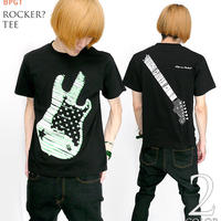 sp029tee - Rocker? Tシャツ - BPGT -G- ( ロック ギター バンドTシャツ オリジナル )