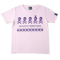 tgw035tee - EDST-ゴースト5 Tシャツ - The Ghost Writer -G-( ROCK ロックTシャツ ドクロ 髑髏 オリジナルTシャツ )
