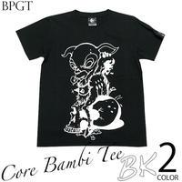 sp002tee - コアバンビ Tシャツ - BPGT -G- ハードコア ロックTシャツ スカル パンク