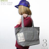 spr151040 - ヴィンテージスタイル ワーク トートバッグ - SPRUCE スプルス -G- アメカジ かわいい かばん 鞄 -