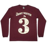 tgw015lt - GHOST 3 ロングスリーブ Tシャツ -G- ロンT 長袖 ロゴ ロック パンク アメカジ カジュアル プリント