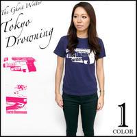tgw004tee - Tokyo Drowning Tシャツ -G- 東京 UK US パンクTシャツ パンクロック オリジナル