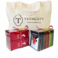 【julius meinl TEAギフト】紅茶 &キャラメルビスケット15個  セット