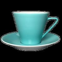 Lilien Austria  コーヒーカップ&ソーサ―【Lasurblau】