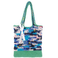 "Teebag""Netnetbag"" c/#BlueGreen"