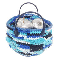 """TeeHome""""Fruits basket"""" c/#Blue"""