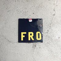 FROCLUB / FRO S/S Tee (Navy)