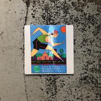 LOS ANGELS MARATHON / 1991 4th S/S Tee size : L, XL