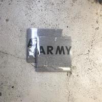 US ARMY / Mockneck L/S Tee