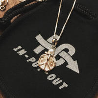 IN-PUT-OUT / Kilroy Necklace / Silver925