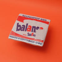 SOUND SHOP balansa×T-Shirts Record / Pizza Box Hooded Sweatshirt