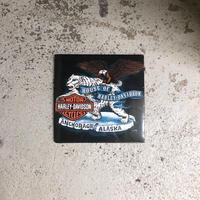 Harley Davidson / 90's Vintage Alaska S/S Tee